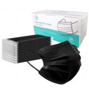 Маска процедурная с петлями для ушей Safe+Mask® Premier Standard 50 шт