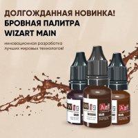 Купить Пигменты Wizart Main в Киеве и Украине