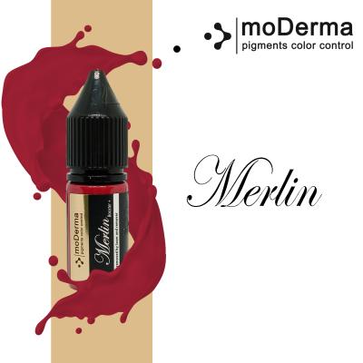 Пигмент для татуажа губ moDerma Merlin 10 мл
