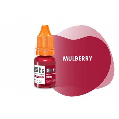Пигмент для татуажа а WizArt Strong Mulberry 10 мл