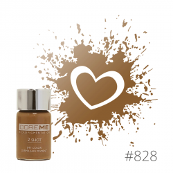 Пигмент для микроблейдинга Doreme #828 Dark Blonde 10 мл