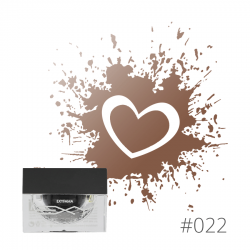 Пигмент для микроблейдинга EXY #022 Sugar Brown 10 мл