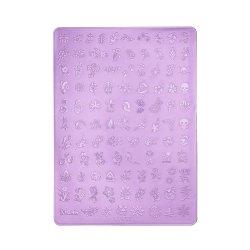 Пластина для стемпинга F05 (10.5 x 14.5)