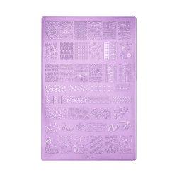 Пластина для стемпинга K14 (9.5 x 14.5)