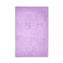 Пластина для стемпинга K25 (9.5 x 14.5)