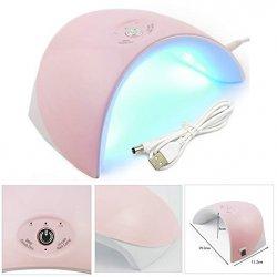 УФ-ЛЭД лампа для маникюра на 36 Вт. 60-120сек.