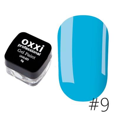 Гель-краска Oxxi Professional 09 5 г