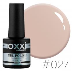 Гель лак OXXI 8 ml №027