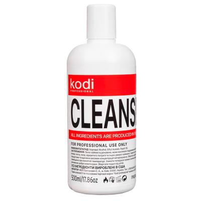 Жидкость для снятия липкого слоя Kodi Professional Cleanser 500 мл