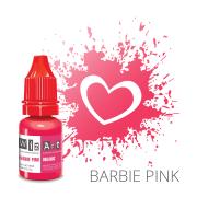 Пигмент для татуажа  WizArt Organic Barbie Pink 10 мл