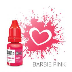 "BARBIE PINK пигмент для ПМ губ, ""Wizart"" organic 10ml"