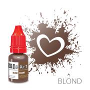 Пигмент для татуажа  WizArt Organic Blond 10 мл