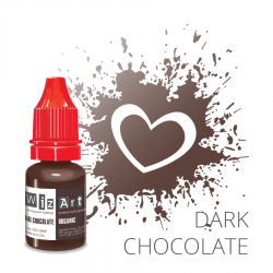 Пигмент для татуажа а WizArt Organic Dark Chocolate 10 мл