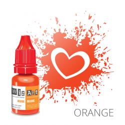 Пигмент для перманентного макияжа WizArt Organic Orange 10 мл