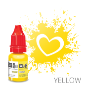 Пигмент для татуажа  WizArt Organic Yellow 10 мл