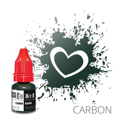 CARBON пигмент для ПМ век, WizArt Organic 5 мл