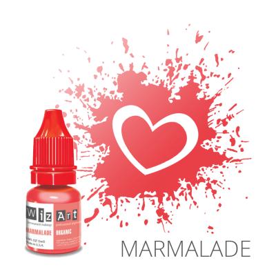 "MARMALADE пигмент для ПМ губ, ""Wizart"" organic 5ml"