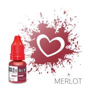 Пигмент для перманентного макияжа WizArt Organic Merlot 5 мл