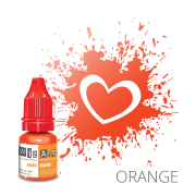 Пигмент для татуажа  WizArt Organic Orange 5 мл