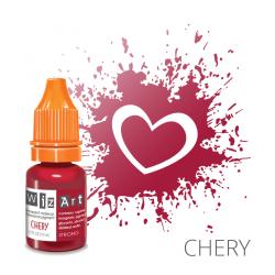 "Chery, пигмент для ПМ губ, ""Wizart"" 10ml"