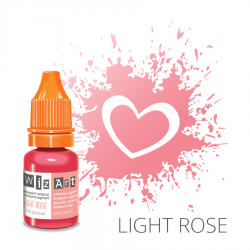 Пигмент для перманентного макияжа WizArt Strong Light Rose 10 мл