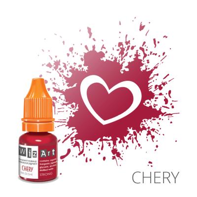 "Chery, пигмент для ПМ губ, ""Wizart"" 5ml"