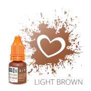 Пигмент для татуажа  WizArt Strong Light Brown 5 мл