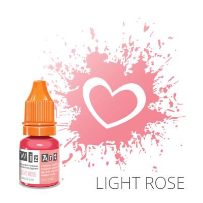 """Light Rose, пигмент для ПМ губ, """"Wizart"""" 5ml"""