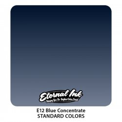 Blue Concentrate. Eternal ink, 15 мл