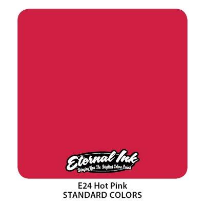 Hot Pink. Eternal ink, 15 мл