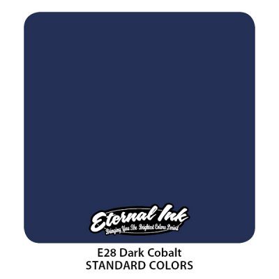 Dark Cobalt. Eternal ink, 15 мл