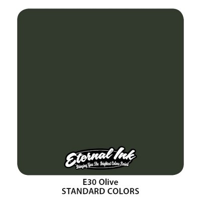 Olive. Eternal ink, 15 мл