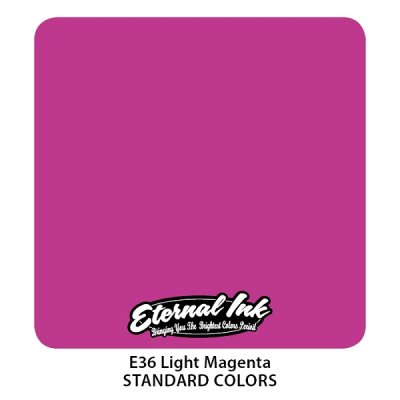 Light Magenta. Eternal ink, 15 мл