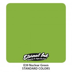 Nuclear Green. Eternal ink, 15 мл