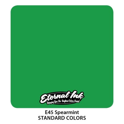 Spearmint. Eternal ink, 15 мл