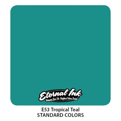 Tropical Teal. Eternal ink, 15 мл