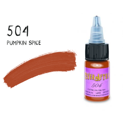 Ever After # 504 (Pumpkin Spice) 15ml