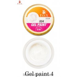 F.O.X Gel Paint 4, 5-ml